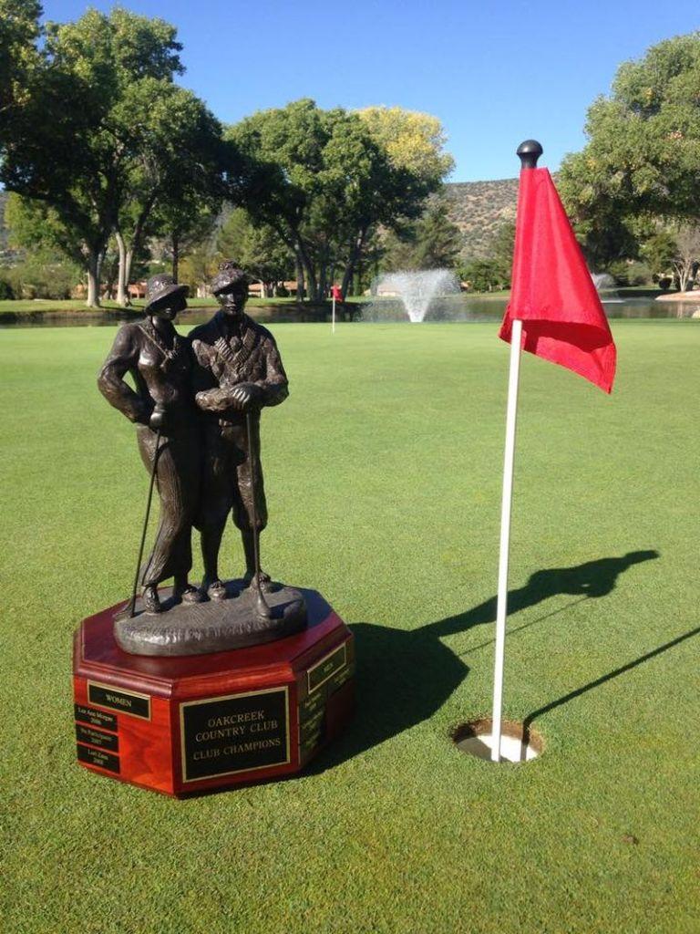 Membership statue